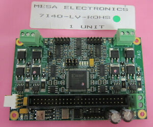 Mesa Electronics Servo Driver And Encoder Interface Mesa 7i40 lv Dual H bridge