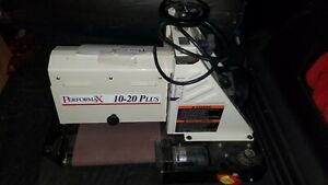 Jet 10 In 1700 Rpm 10 20 Plus Direct drive Bench Top Drum Sander 628900 No Res