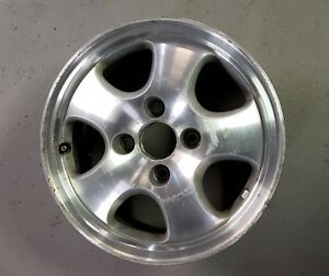 96 97 Honda Accord Se Alloy Wheel Rim 15 Oem