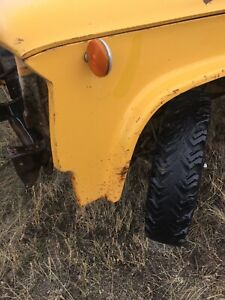 Dodge Sweptline Powerwagon D300 W300 Passenger Side Fender