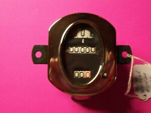 Model A Ford 28 30 Stewart Warner Oval Rebuild Speedometer In Kilo Sale