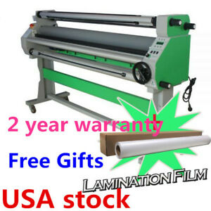 67 Full Auto Low Temp Cold Laminator With Trimmer With Cold Laminating Film