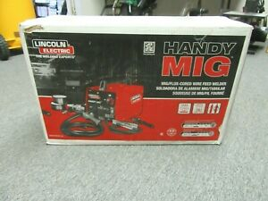 Lincoln Electric Handy Mig Welder Wire Feed