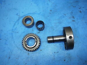 Nv1500 Chevrolet S 10 5 Speed Transmission Reverse Idler Gear And Shaft