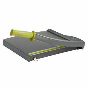 Swingline Paper Trimmer Guillotine Paper Cutter 12 Cut Length 10 Sheet