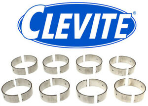 Clevite Cb634p Connecting Rod Bearings Set For Ford Windsor 221 260 289 302 5 0l