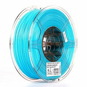 Pla Filament Spool For 3d Printing No Tangling Or Jamming 1 75mm Light Blue