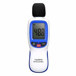 Digital Sound Noise Level Decibel Sound Meter Range 30 130db a With Lcd Display
