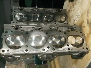 Pontiac 350 389 400 421 428 455 Cylinder Heads 13 1970 Model Year