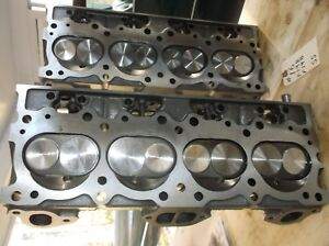 Pontiac 350 389 400 421 428 455 Cylinder Heads 16 1968 Model Year