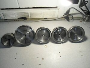5c Collets Collet Step Emergency Lot Of 5