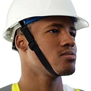 10 New Erb Chin Strap Replacement 19182 Hardhat Hard Hat Very Nice