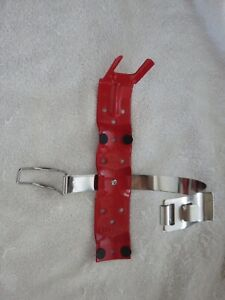 5 Lot 5lb amerex badger buckeye Fire Extinguisher Vehicle marine Strap Brackets