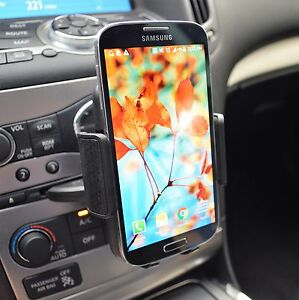 Car Dashboard Cd Slot 360 Cell Phone Holder Mount For Samsung Galaxy S8 S9 Note