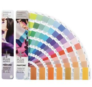 Pantone Swatch Pants T Gp1601n Formula Guide 2 Book Set 1 867 Colors Coated New
