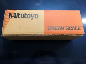Mitutoyo Linear Scale 539 252 10 At112 70f new