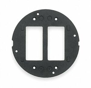 Hubbell S1sp Floor Sub plate