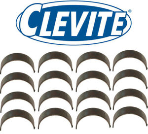 Clevite Triarmor H series Coated Rod Bearings Set For Chevy Ls 5 3 5 7 6 0 6 2