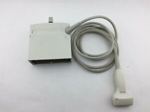 Siemens Acuson Sonoline Vf13 5 Linear Array Medical Ultrasound Transducer