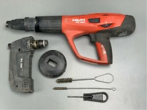 Hilti Dx 460 Concrete Nailer Powder Actuated Gun W mx 72 And Hard Case