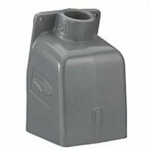 Hubbell Bb601w Back Box For Inlets And Receptacles