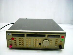 Wavetek 2520a Synthesized Signal Generator 2 2200mhz