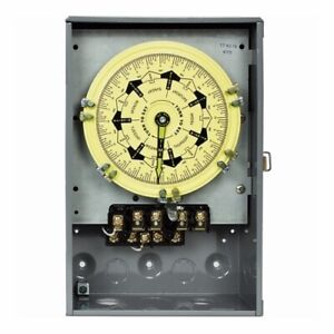 Intermatic T7401b 7 Day Mechanical Time Switch