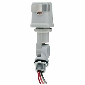 Intermatic K4221c 120 volt Swivel Mount Thermal Photocontrol