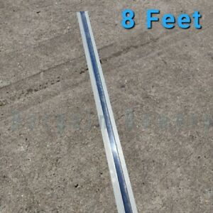 8 Ft 96 Middle Coupling Divider Bar Strip For Stainless Steel Sheet 16 24 Ga