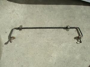 Complete Porsche 911 Rear Sway Bar Assembly As Shown 15 Mm 1968 1973 Genuine