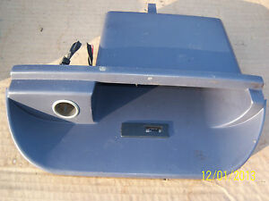 1997 Chrysler Cirrus Dash Cubby W Lighter Receptacle