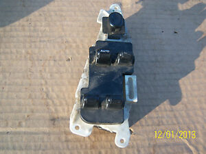 1997 Chrysler Cirrus Drivers Side Master Window Switch