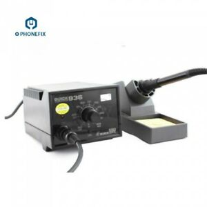 60w Quick 936 Soldering Station Electronic Soldering Iron For Phone Pcb Repair