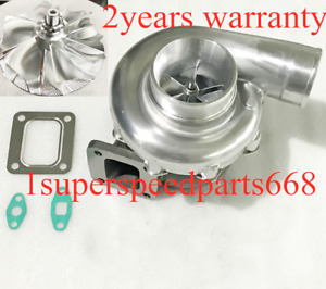 7875c Upgrade Billet Wheel A r 75 Polishing Housing A r 96 T4 Oil Turbocharger