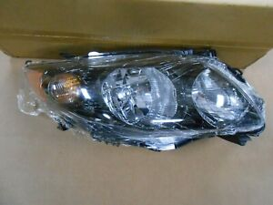 2009 2010 Toyota Corolla S xrs Right Side Replacement Headlight Assembly Tyc