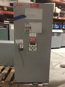 Asco Automatic Transfer Switch E7ats3400n5xc 400 Amp 480 Volt 3 Phase