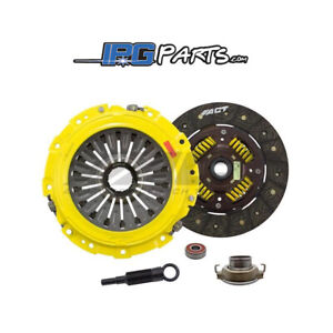 Act Heavy Duty Street Clutch Kit Fits 2004 2014 Subaru Wrx Sti Engines