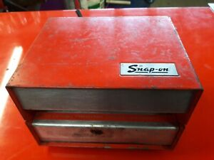 Snap On Tools Folding Primary Tach Dwell Meter Mt418