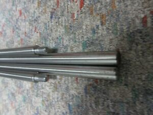 Threaded Linear Motion Shafts Bearing Shafts 24 36 Bearing Rods 1 2 Dia