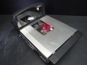 Used Nice Honeywell Stratos Ms2431 105s Barcode Scanner W Cable B