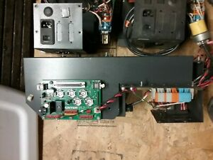 R611 Hunter Alignment Power Supply With Card No Keys For Dsp 400 Camera System