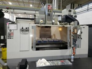 Used Haas Vf 6ss Cnc Vertical Machining Center Mill 12k Rpm Super Speed 4th 2005