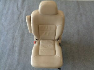 2006 Ford Expedition Limited Oem Factory Tan Leather Left 2nd Row Power Seat