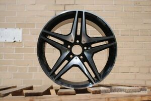 18 Amg Style Black Wheels Rims Fits Mercedes Benz Cla 250 Cla250 Gla Gla250