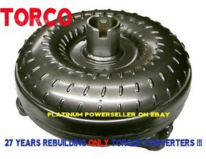 5l40 5l40e Torque Converter Bmw Cadillac With 2 Year Warranty