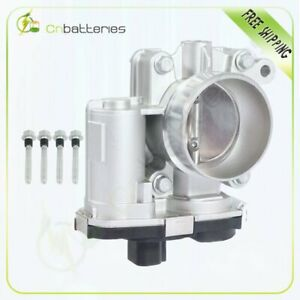 Throttle Body For Chevy Cobalt Malibu Hhr Pontiac G5 Saturn Ion Vue 2 2l New