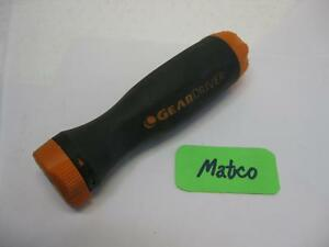 Matco Tools Racheting Screwdriver Handle Gdrse Nice