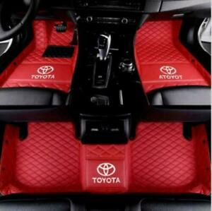 For Car Floor Mats Toyota Fortuner 2015 2018 Non Toxic And Inodorous