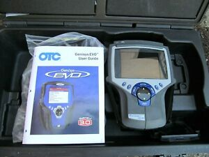 Otc Genisys Evo Scan System 3 0 Car Code Reader Scanner W Case attachment v3