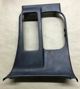 1996 2000 Toyota 4runner Automatic 4x4 Shifter Console Bezel 58804 35050 Oem